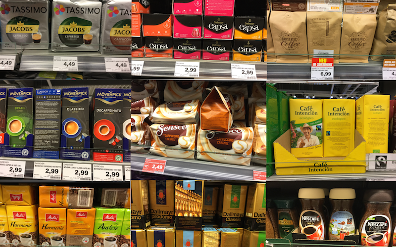 Kaffee richtig beschreiben – Teil 1